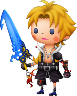 Theatrhythm Tidus