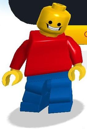 Lego Universe Bob