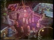 Daleks Final sequences of MoreThan30YrsTARDIS
