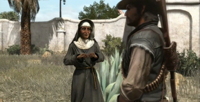 Madre Superiora Caldern-Red Dead Redemption