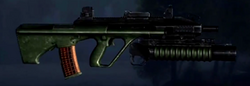 BFBC AUG Weapon