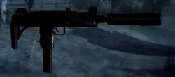 BFBC UZI Weapon