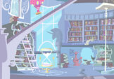 Canterlot Castle background 4