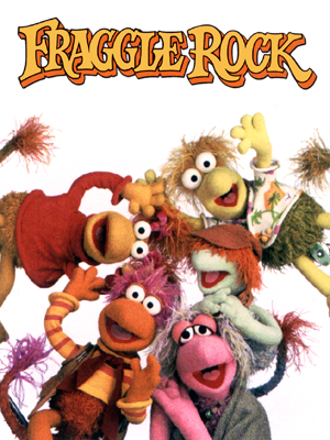 Fragglerock-fraggles