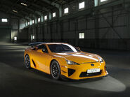 2012 Lexus LFA Nurburgring Package 02