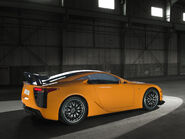 2012 Lexus LFA Nurburgring Package 06