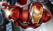 Iron Man tony avenger