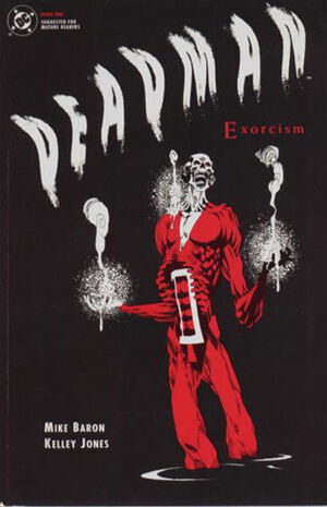 Cover for Deadman: Exorcism #1