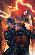 Nightwing Vol 3-4 Cover-1 Teaser