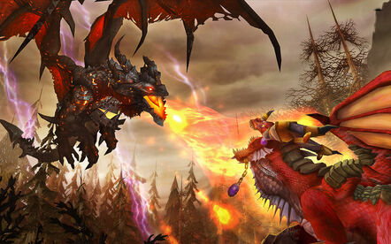 Cataclysm screenshot