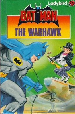 Batman Warhawk