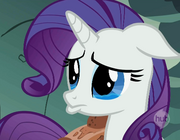 Mlp you make rarity sad-(n1304147972337)