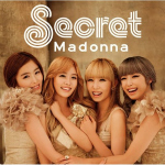 εïз Discografía εïз Secret-Madonna-Japanese-Version