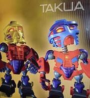 Takua and jaller