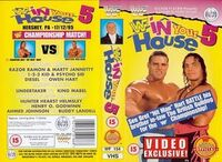 Wwf In Your House 5--cdcovers cc--front