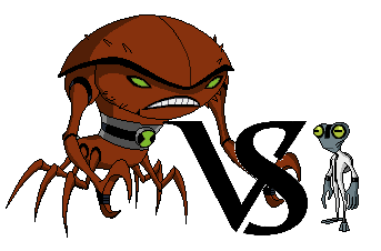 Image - Brainstorm vs greymatter.PNG - Ben 10 Fan Fiction ...