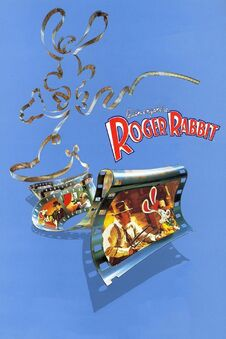 Roger Rabbit poster