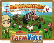 New Cow Pasture Loading Screen Message