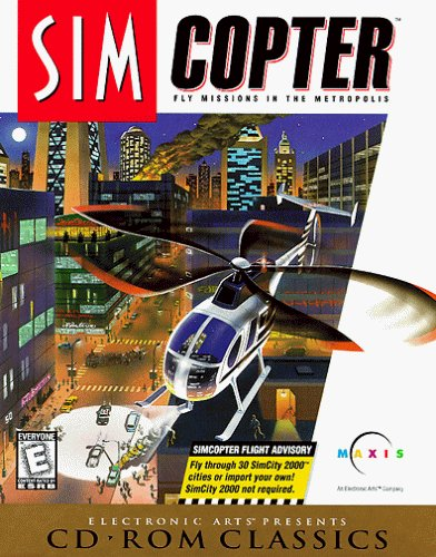 [ALL]What games do you play? Simcopter