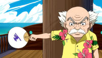Makarov starts the Trial