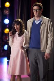 ms giggles gleek fashion rachel