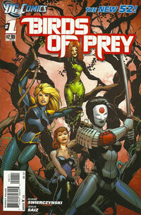Birds of Prey 2011 1