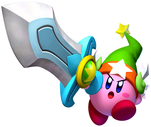 ultra sword kirby - photo #1