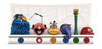 GoogleDoodle-JimHenson&#39;s75th-(2011-09-24)-PinkPuppetGlasses