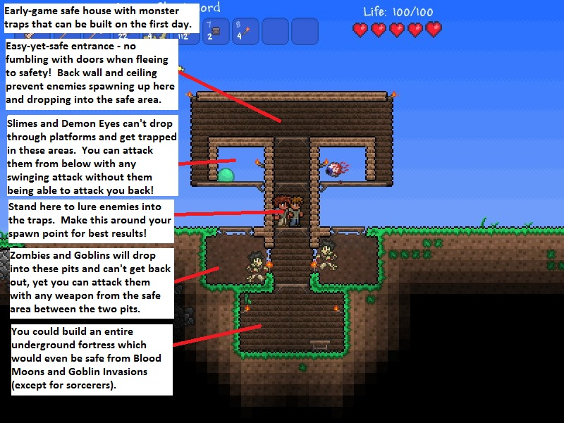 Early_safe_fort Starbound Simple House Designs on terraria house designs, minecraft simple house designs, starbound ship designs,