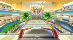 Coconut Mall MKWii