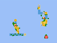 Birth Island Map