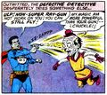 Bizarro Mxyzptlk Earth-One 001