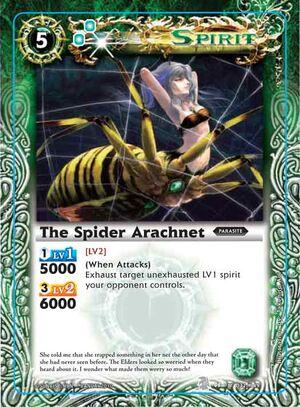 Battle spirits Set 3  300px-Arachnet2