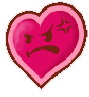 Angry heart