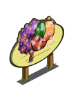 Giant Magic Peach Tree Mastery Sign-icon