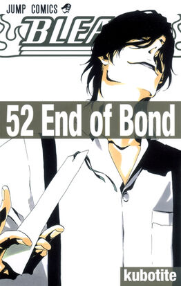 Portada tom 52, End of Bond 262px-Bleach_tomo_52