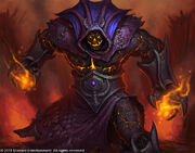 Emberscar the Devourer Art