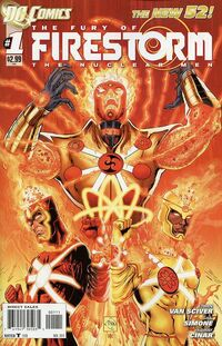 The Fury of Firestorm Vol 1 1