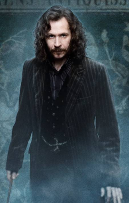 Harry Potter 30 Day Challenge! SiriusBlackT