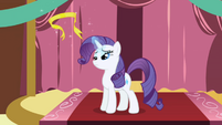 Rarity's first appearance S01E01