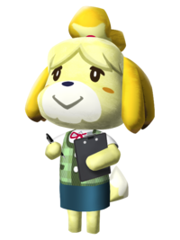 [Club]Fans de Animal Crossing 200px-Secretaria_AC-3DS