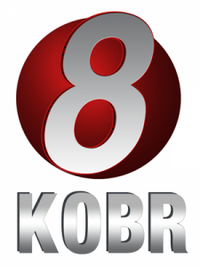 KOBR 8 logo