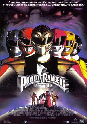 Mighty Morphin Power Rangers La Pelicula