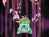 May Bulbasaur Petal Dance