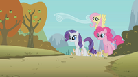 Rarity, Pinkie &amp; Fluttershy S1E13