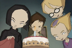 11 aelita&#39;s birthday cake