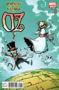 Dorothy &amp; The Wizard in OZ Vol 1 1