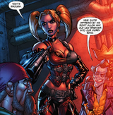 Harley ArkhamCity-3