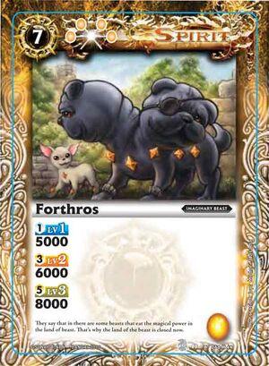 Battle spirits Set 3  300px-Forthros2