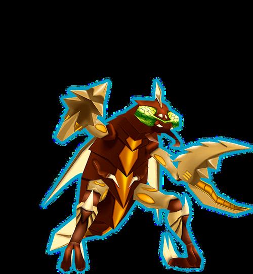 Bakugan leonidas ventus